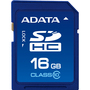 Adata Premier 16 GB Secure Digital High Capacity (SDHC) - 1 Card - Retail