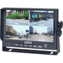 "Crimestopper SV-8900.QM.II 7"" LCD Car Display - Black"