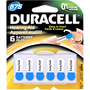 Duracell Zinc Hearing Aid Battery
