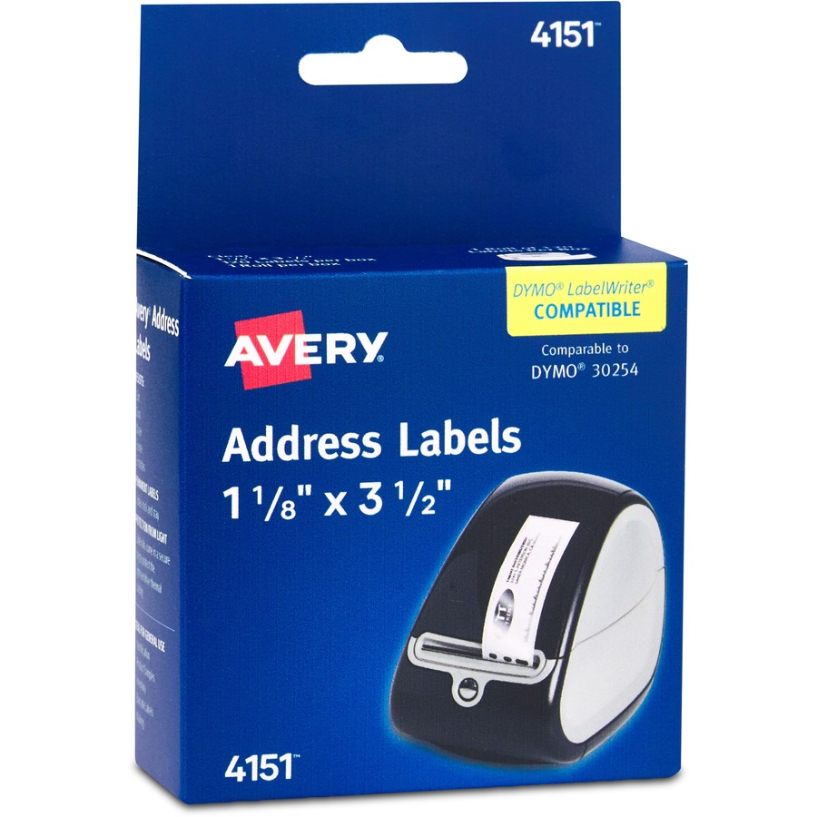 Avery Labels for Thermal Printers