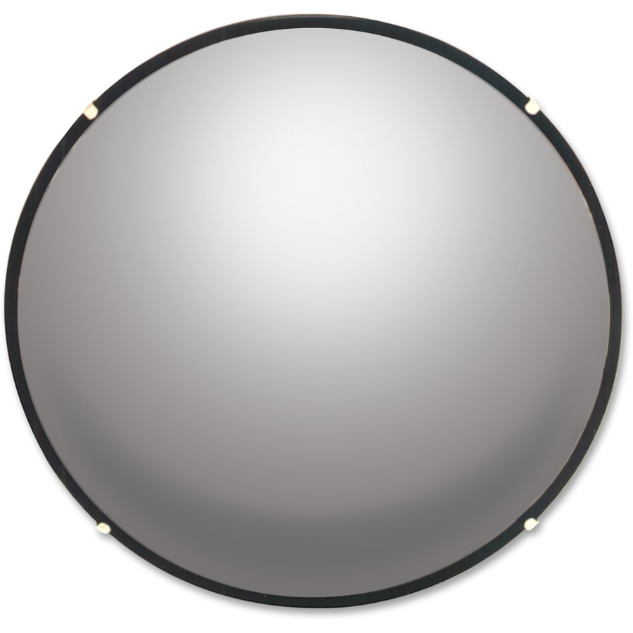 See All Round Glass Convex Mirror Seen36 Supplygeeks Com