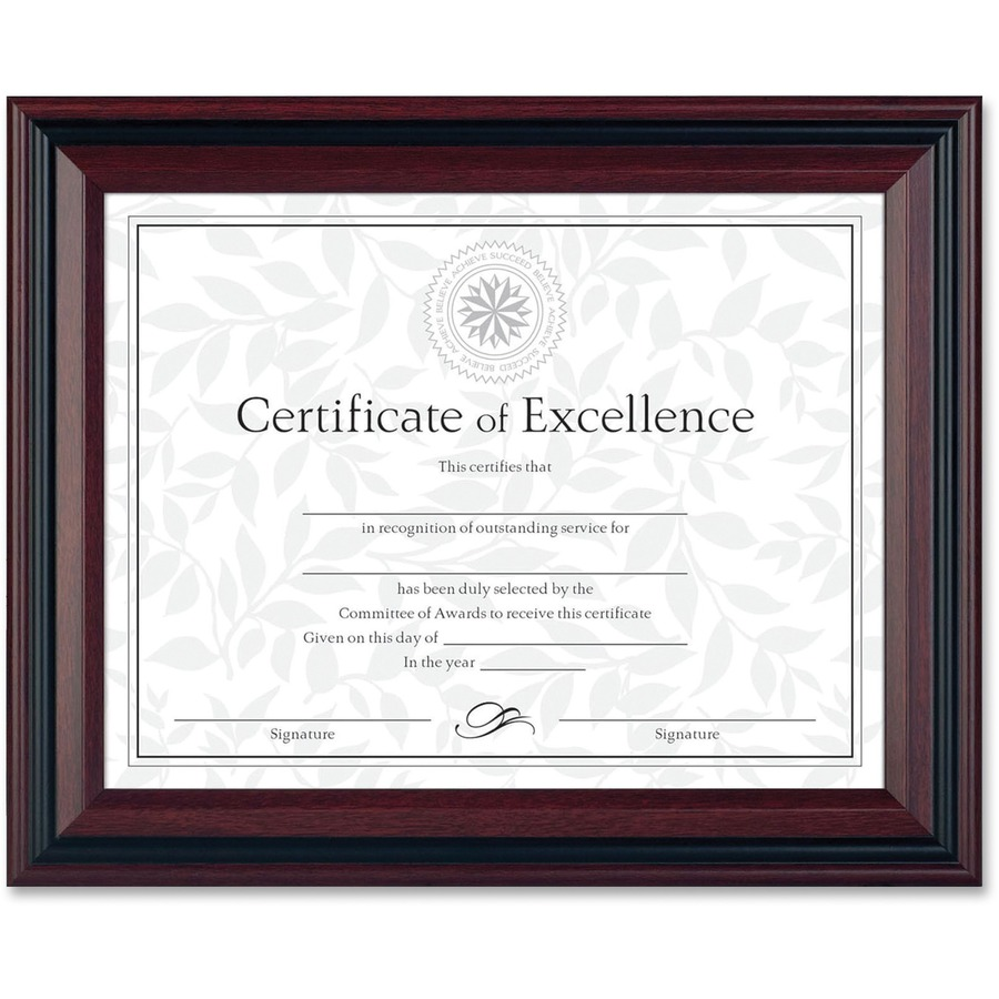 DAX Two-Toned Document Frames - Tierney Office Products
