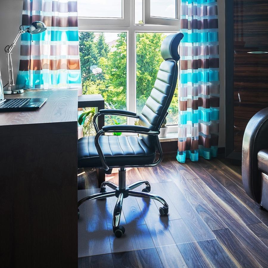 Floortex 1213419er floortex hardwood floor chair mat Wood floor chair mat