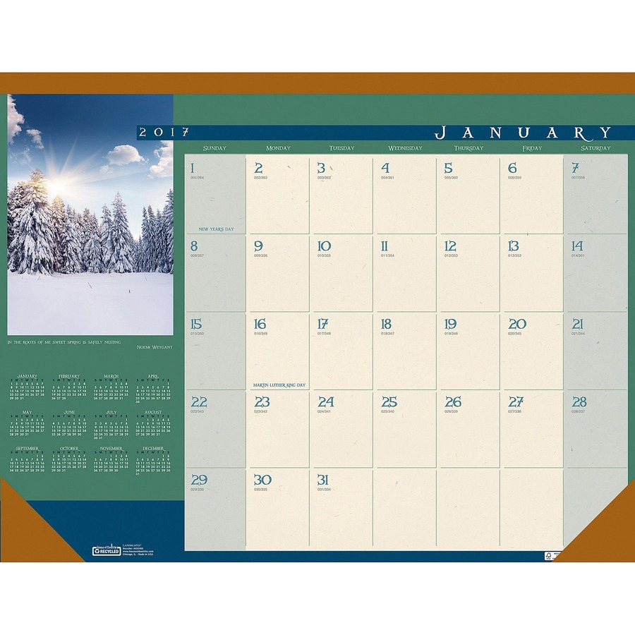 full page monthly calendar 2018