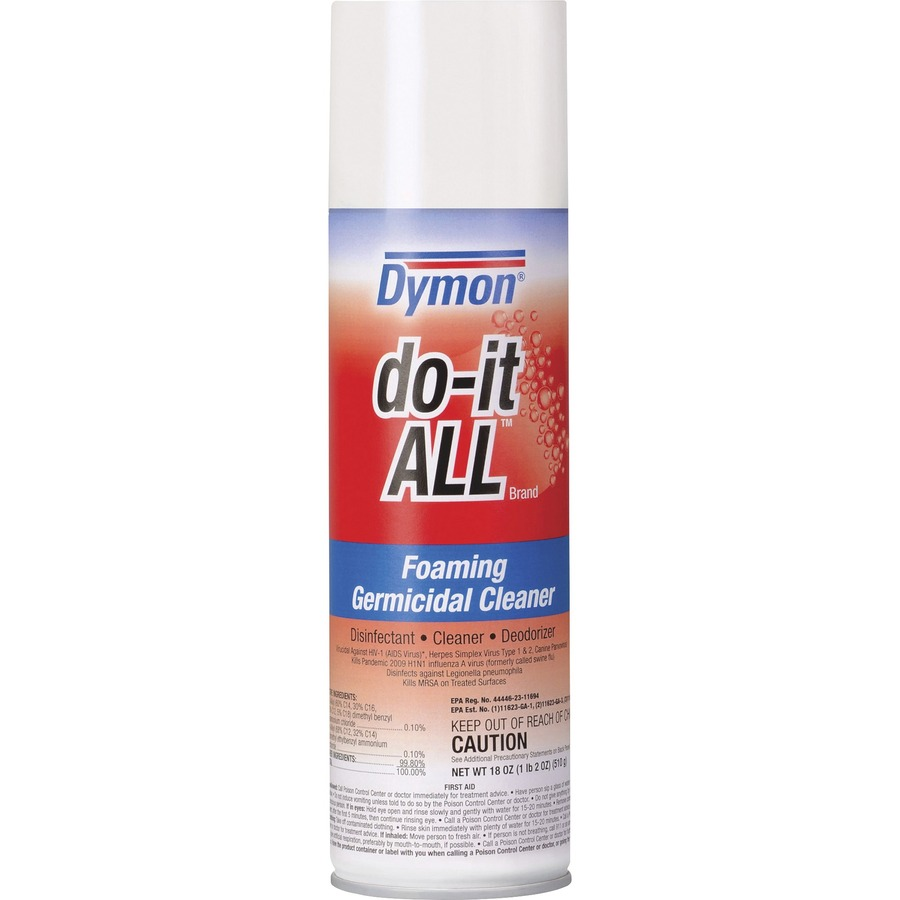 Dymon Do It All Germicidal Foaming Disinfectant Itw08020