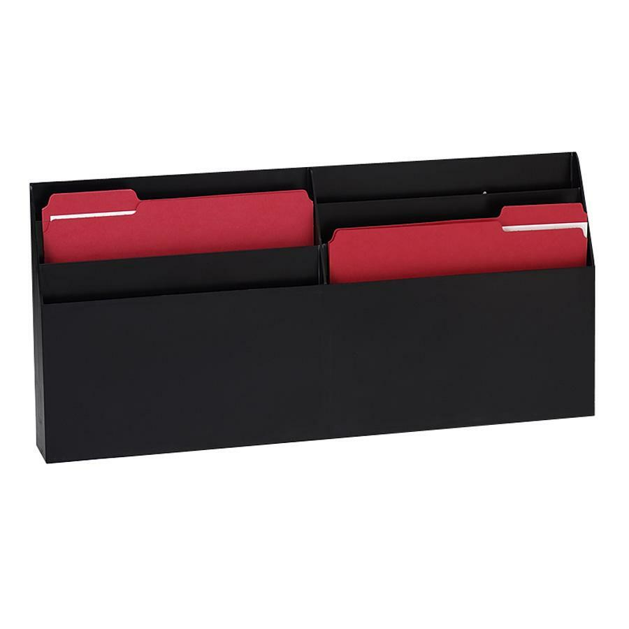 Rubbermaid 6 pocket desk wall organizer - Rubbermaid desk organizer ...