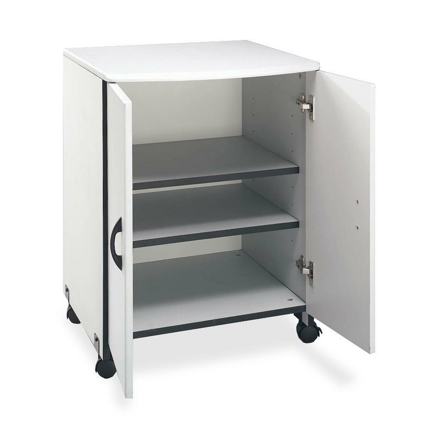 buddy wood machine stand bdy914118 - Printer Cart