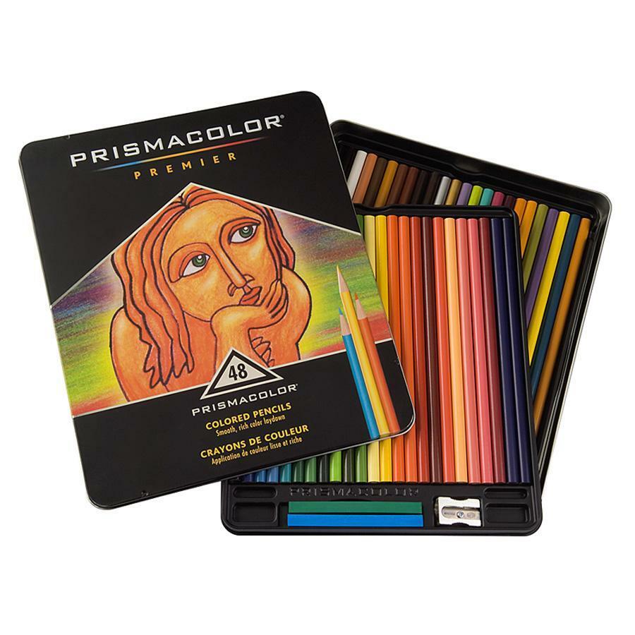 prismacolor prisma colored pencil