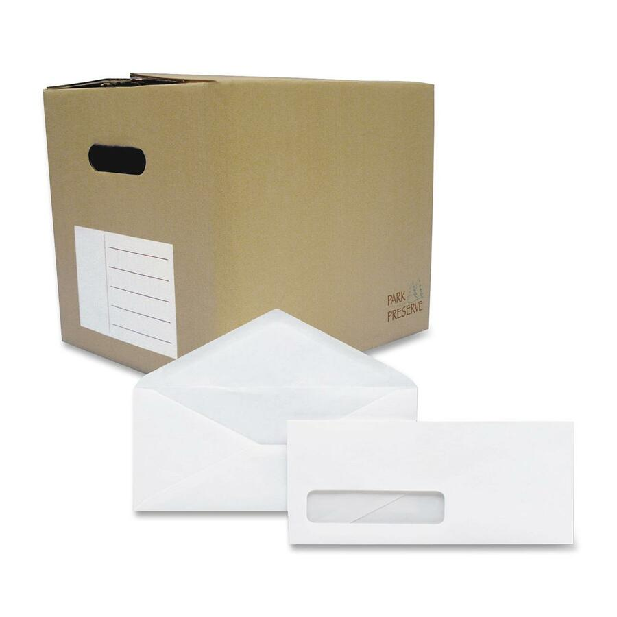Quality park window standard envelope for Window envelopes