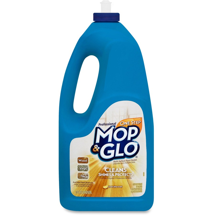 Professional Lysol One Step MopGlo Cleaner Direct Office Buys