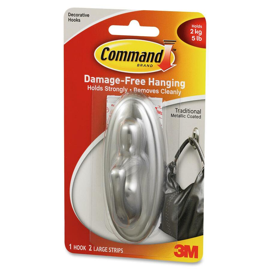 Command Traditional Large Hook MMM17053BN SupplyGeekscom