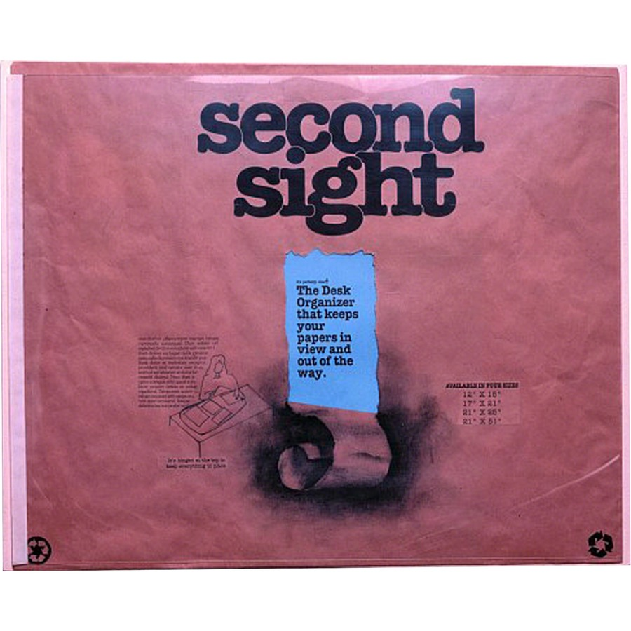 Artistic Second Sight Desk Pad Aopss1721 Supplygeeks Com