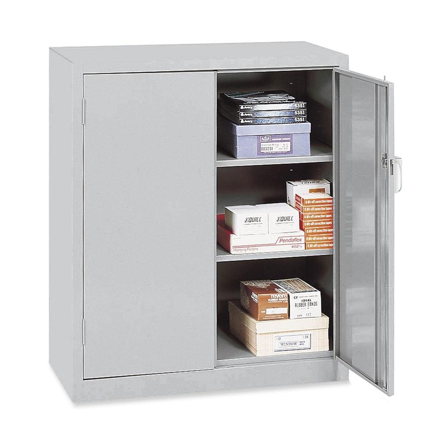 Counter Height Storage Cabinet : ... Storage & Accessories :: Storage Cabinets & Lockers :: Storage