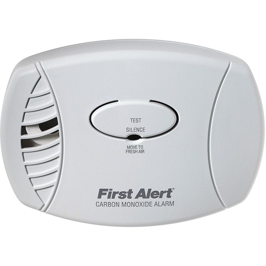 first alert plug in carbon monoxide detector fiaco600. Black Bedroom Furniture Sets. Home Design Ideas