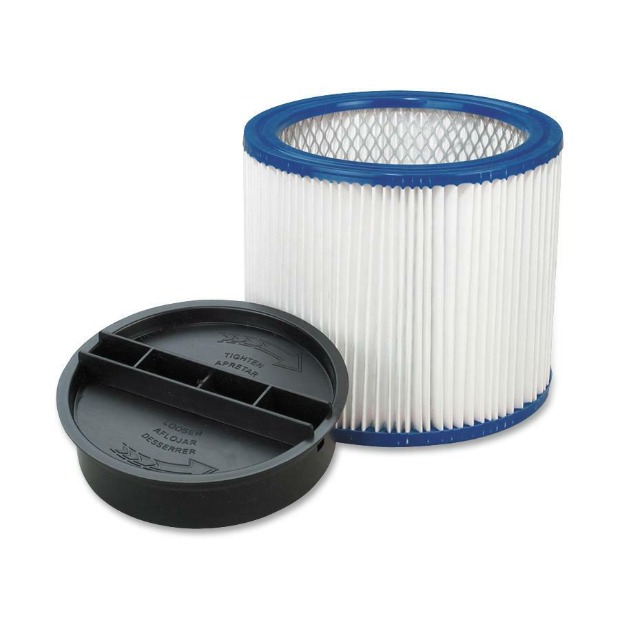 how to clean a shopvac filter
