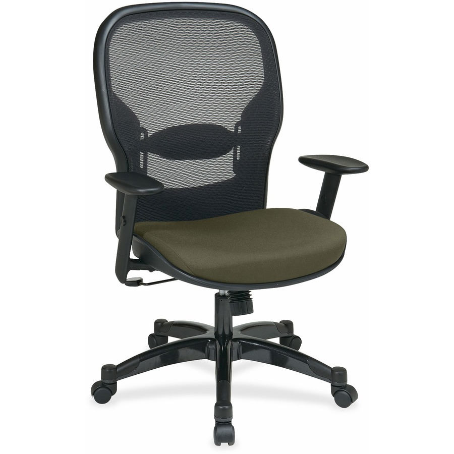 Office Star Space Air Grid 2387C Professional Manager Chair OSP2387C27