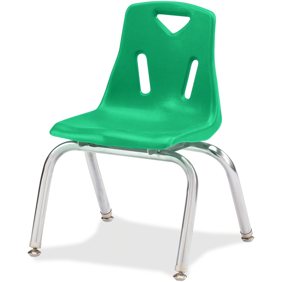 Jonti Craft Berries Plastic Chairs W Chrome Plated Legs