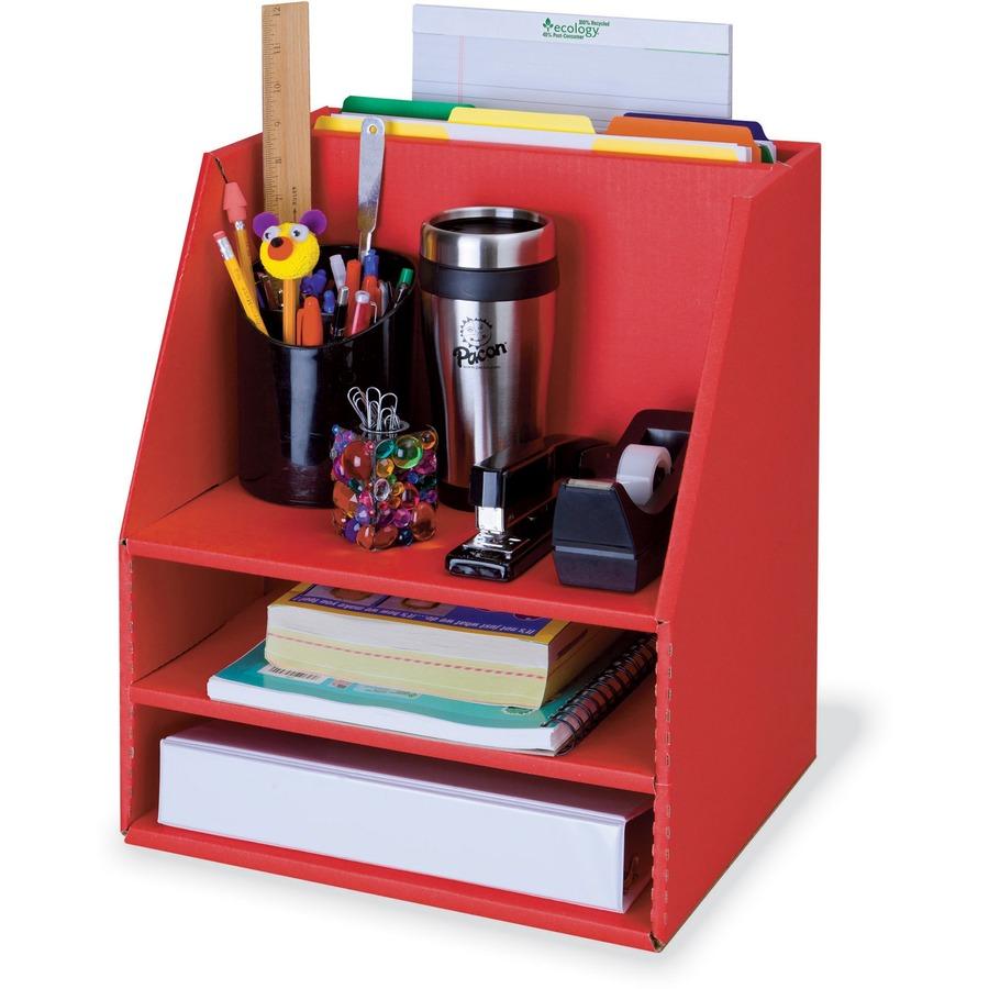 Pacon 001319 pacon desk organizer pac001319 pac 001319 - Desk organizer ...