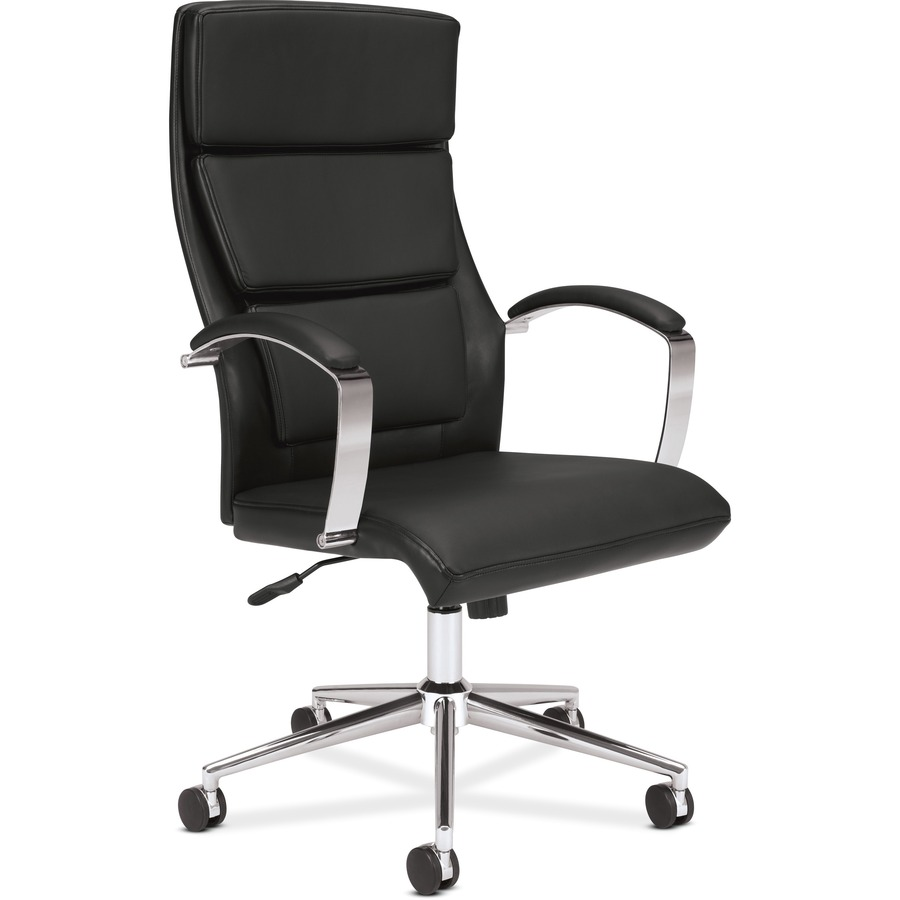 Basyx By HON HVL105 Executive High Back Chair BSXVL105SB11