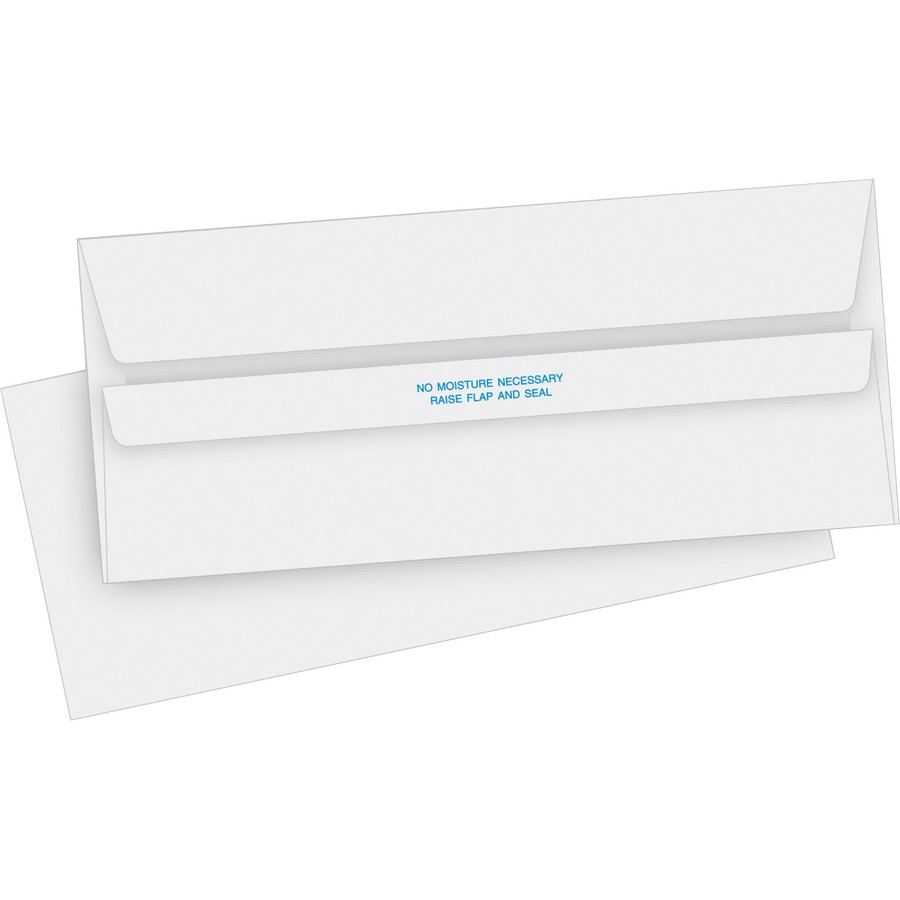 Business Source No Selfseal Invoice Envelopes ML H - 9 invoice envelopes