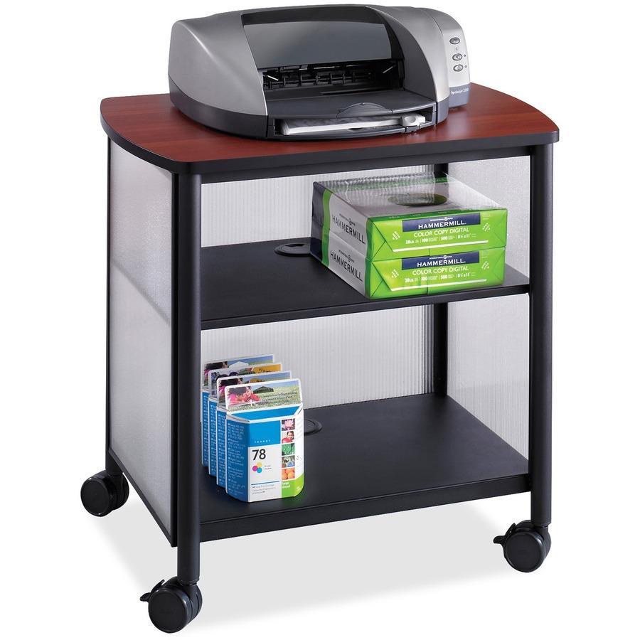 Safco Impromptu 1857BL Printer Stand