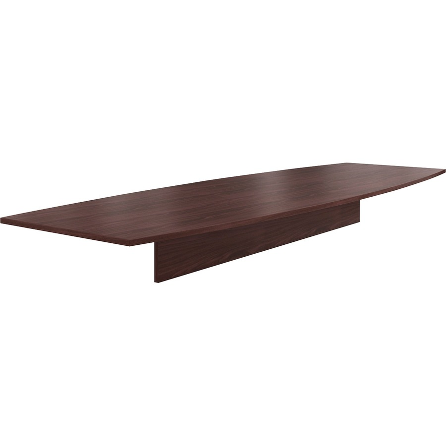 HON Preside Laminate Conference Table Top Mac Papers Inc - Hon boat shaped conference table