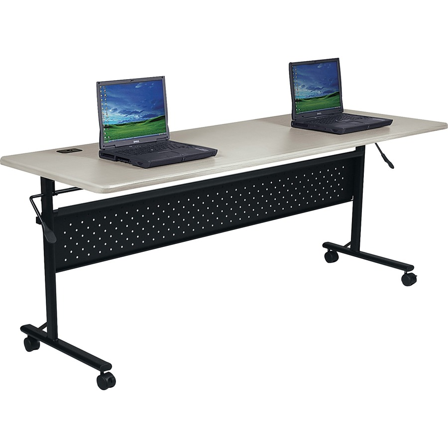 Lorell Flipper Training Table LLR60672