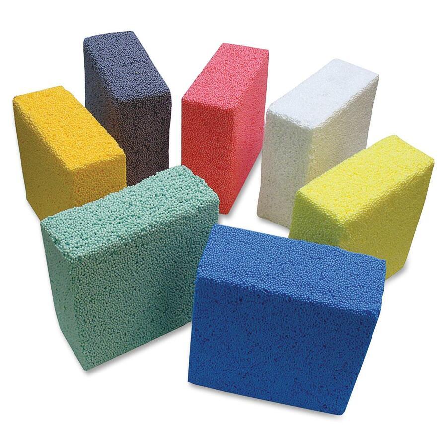ChenilleKraft Squishy Foam Block - CKC9650 - SupplyGeeks.com