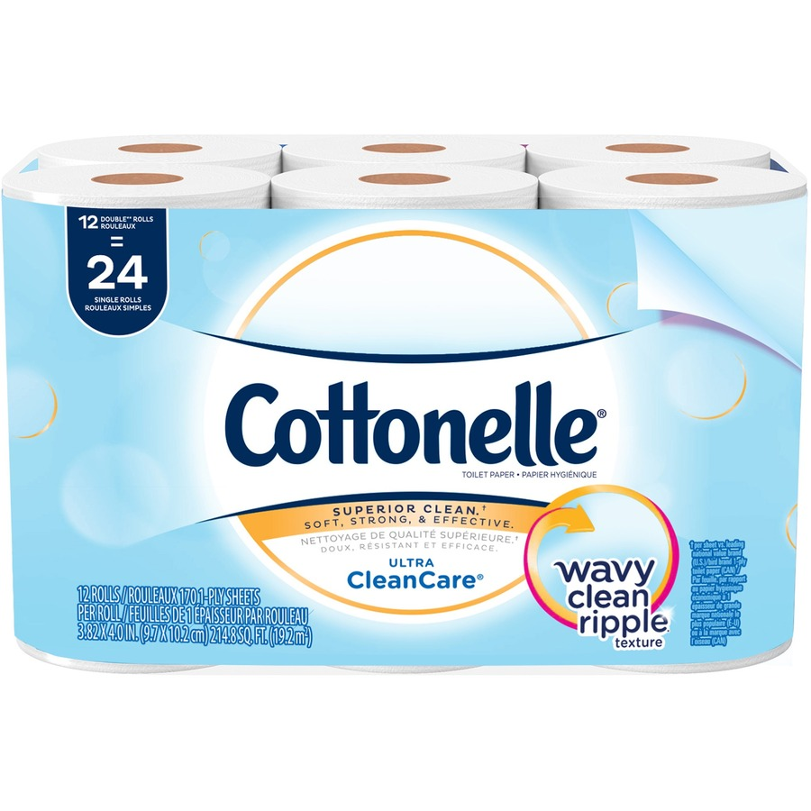 Kimberly clark cottonelle ultra soft bath tissue for Softest bathroom tissue