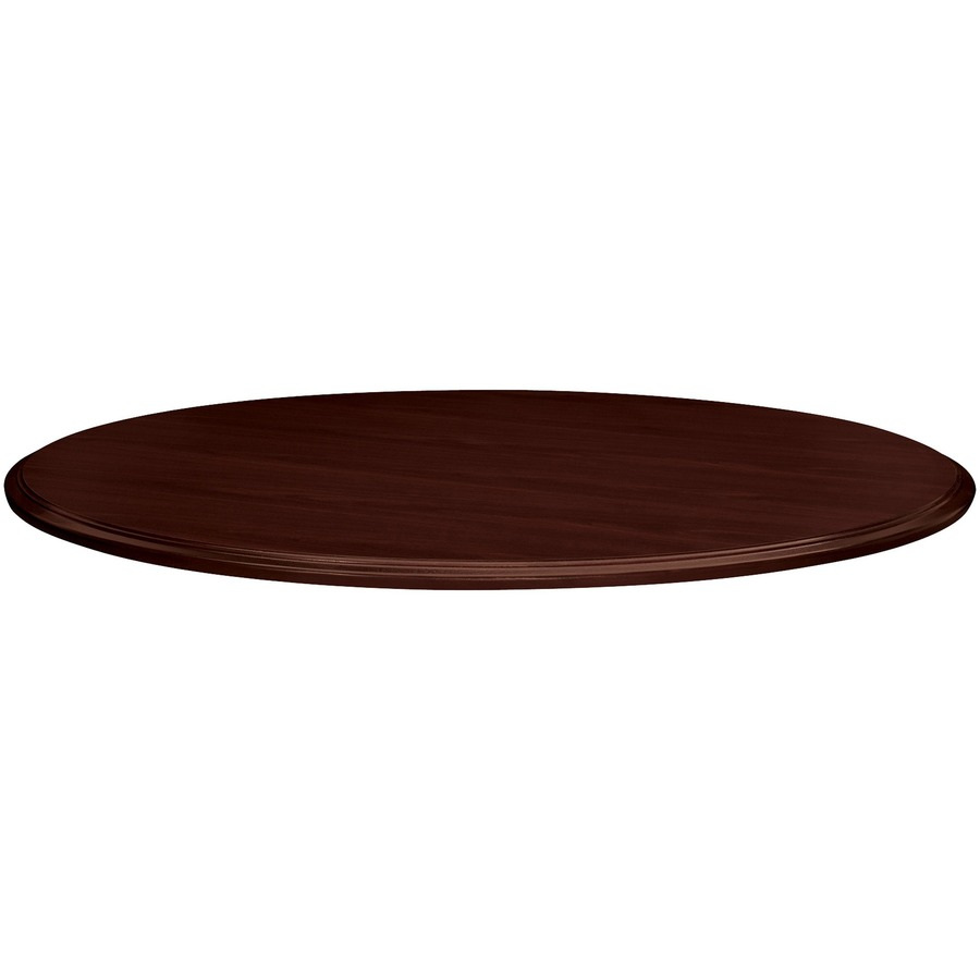 HON Preside Laminate Conference Table Top Mac Papers Inc - Hon 42 round conference table