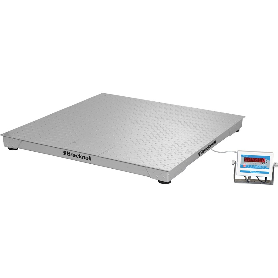 Brecknell 5000lb Floor Scale