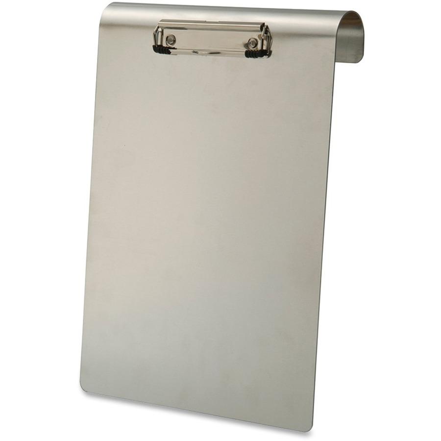 Tatco curved top hanging clipboard tco50510 supplygeeks com
