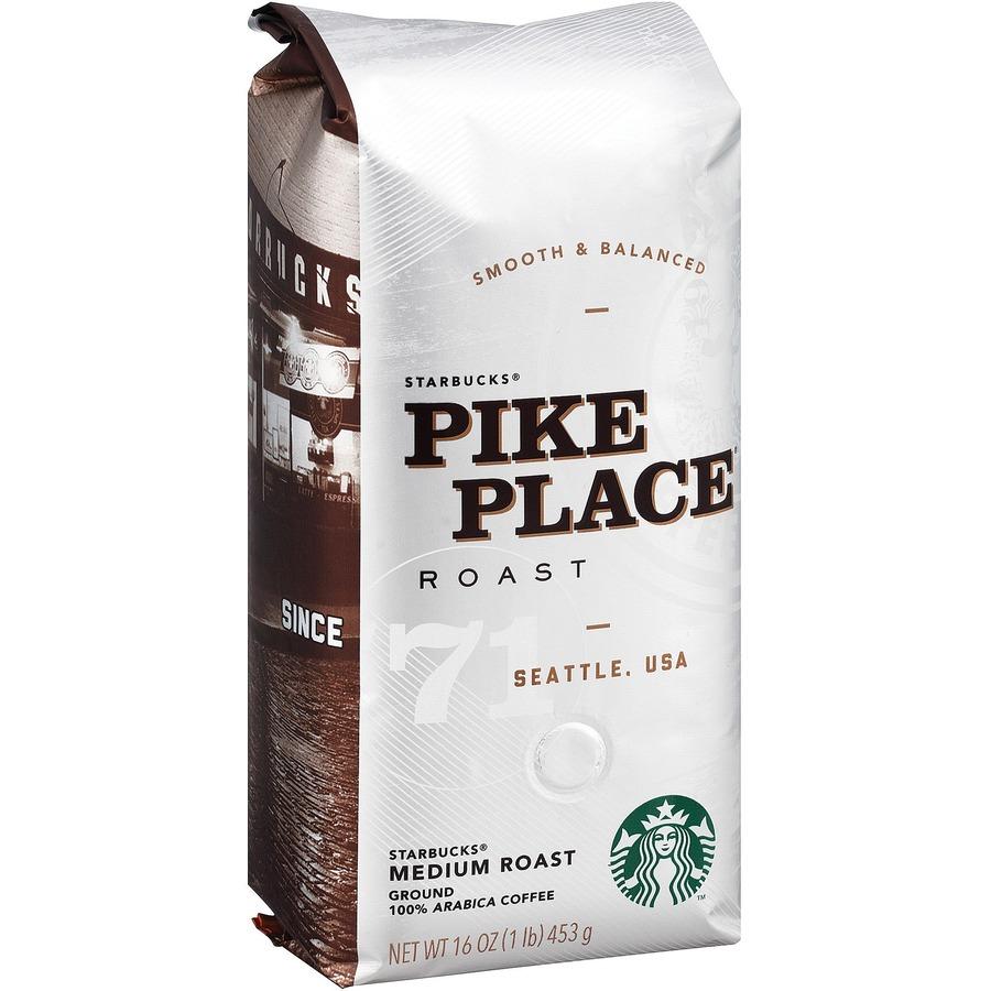 pike place coffee