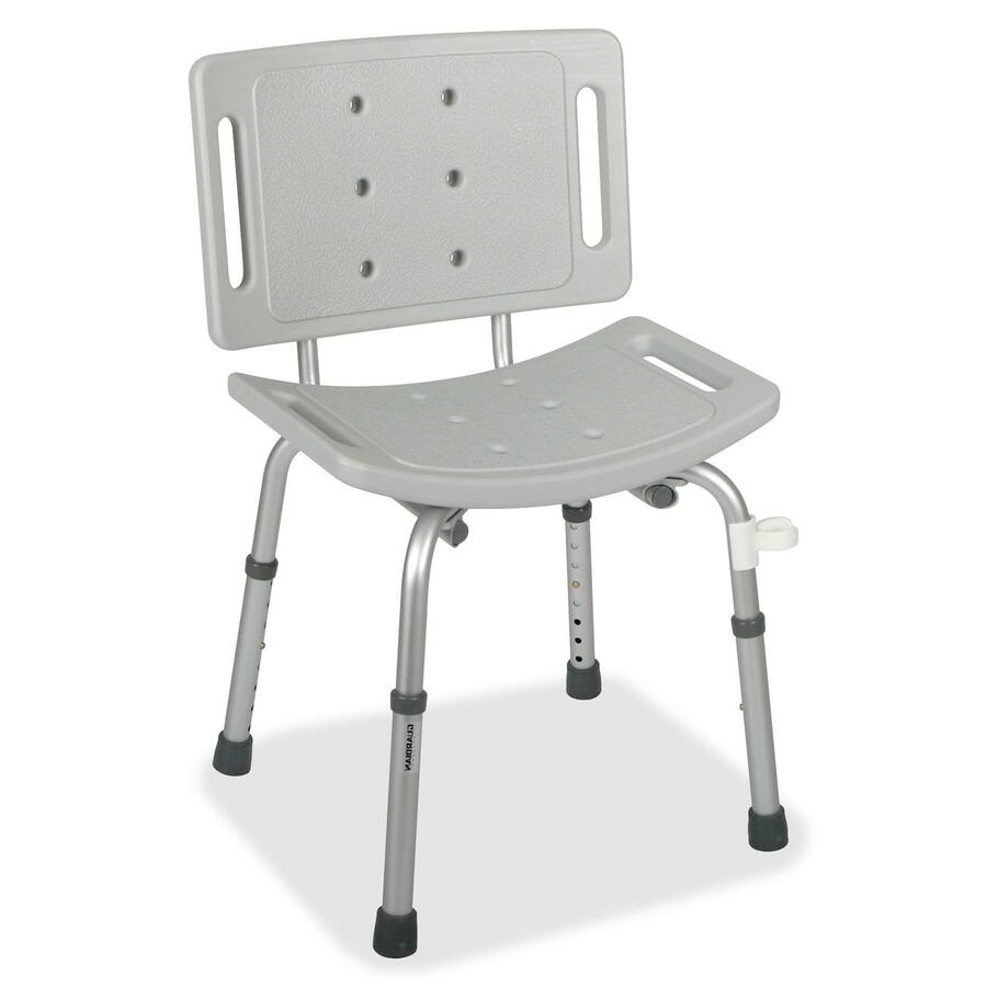 Guardian Shower Chair With Back Urban Office Products