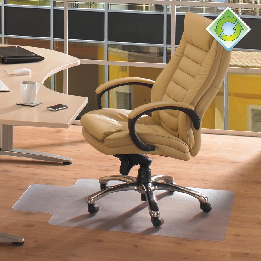 Ecotex Hard Floor Tinted Chair Mat Mac Papers Inc