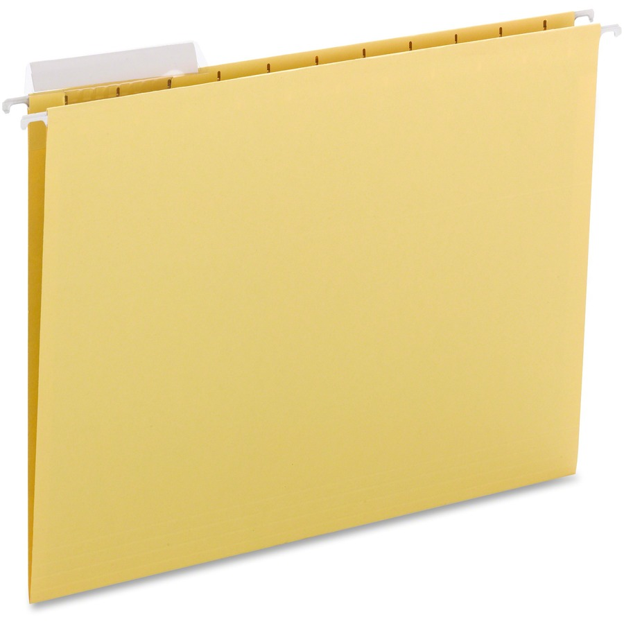 Smd64025 Smead Colored Hanging Folders With 1 3 Cut Tabs