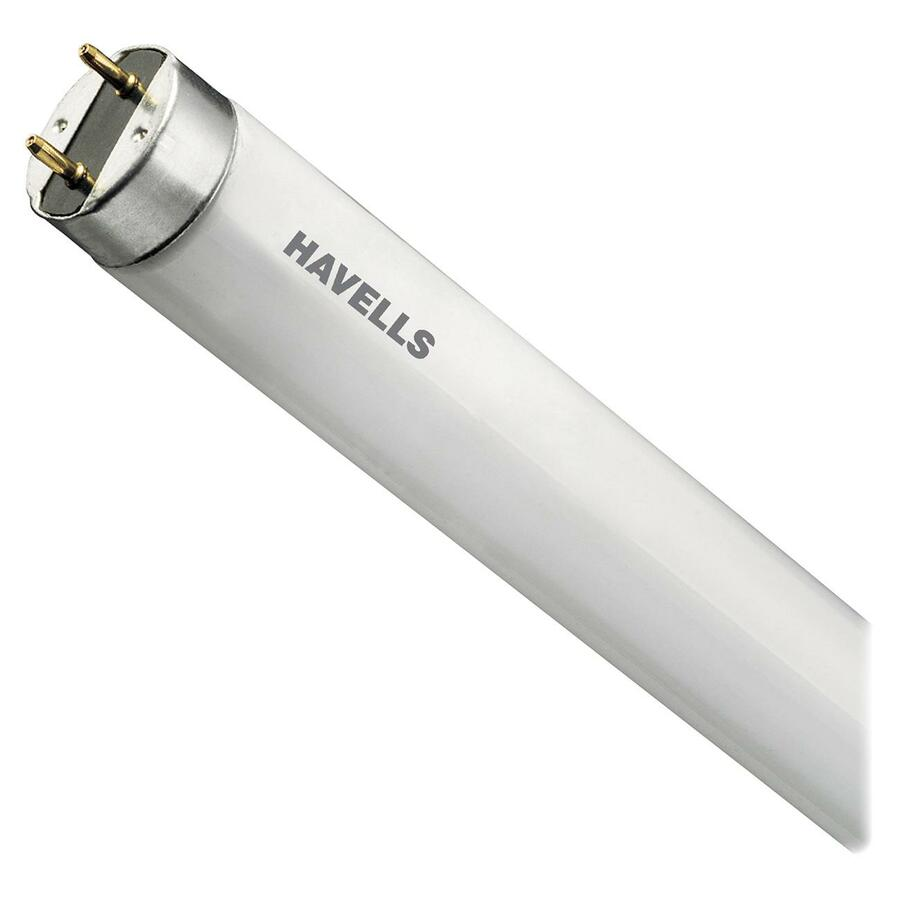 havells t8 size fluorescent bulb 28 w cool white 25 carton. Black Bedroom Furniture Sets. Home Design Ideas