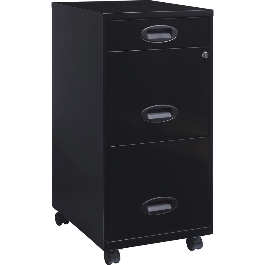 llr17427 lorell soho 18 3 drawer file cabinet office