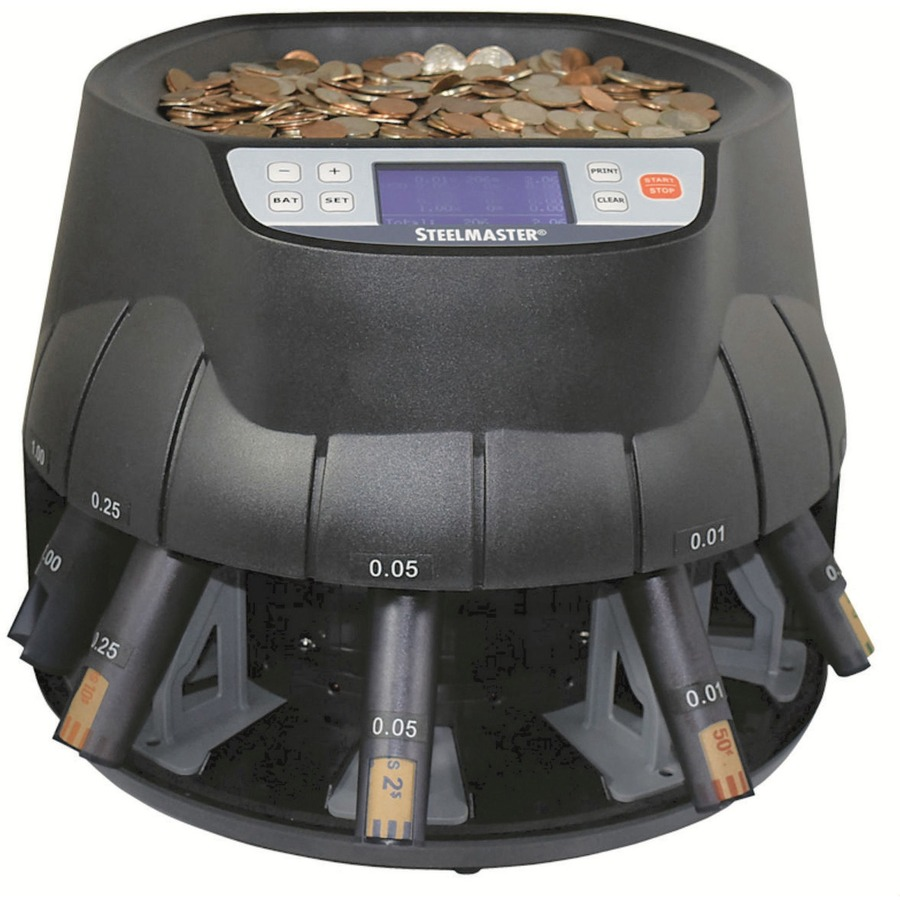 coin sorter machine staples