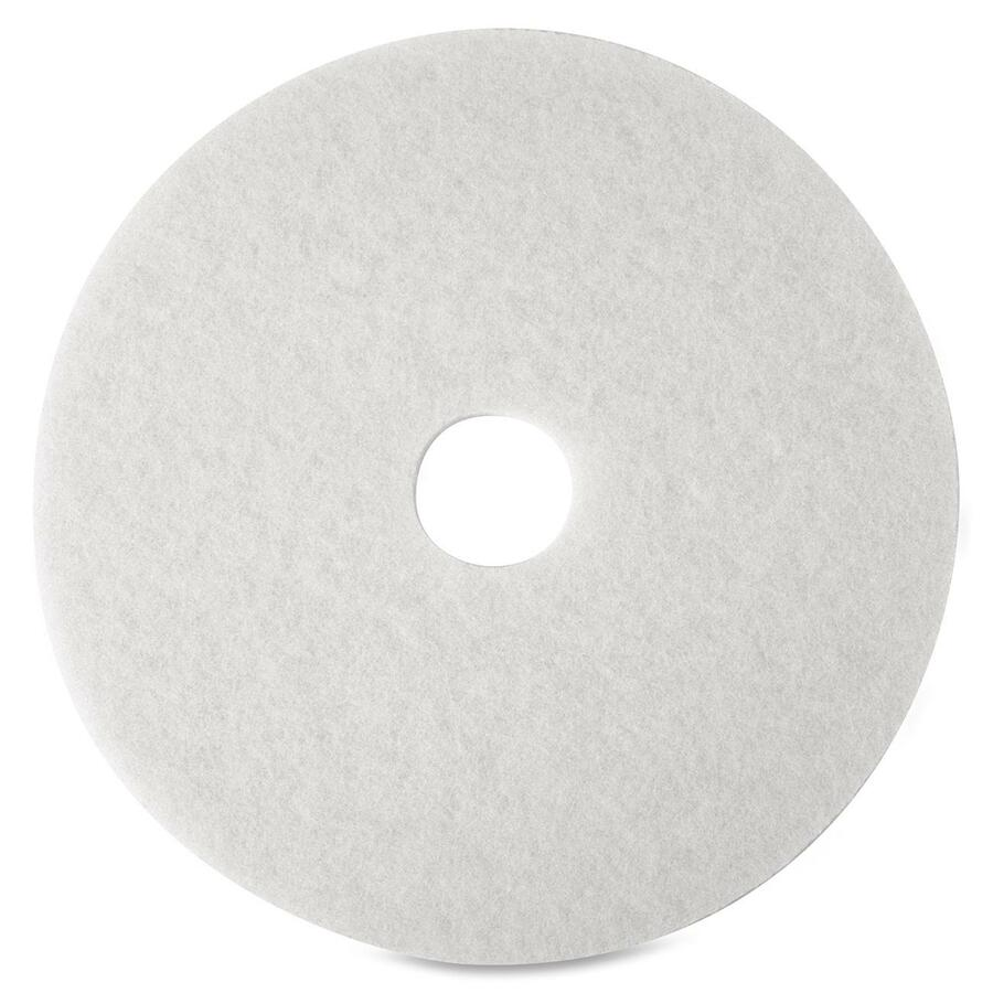 3M Niagara 4100N Floor Polishing Pads - MMM35063 ...