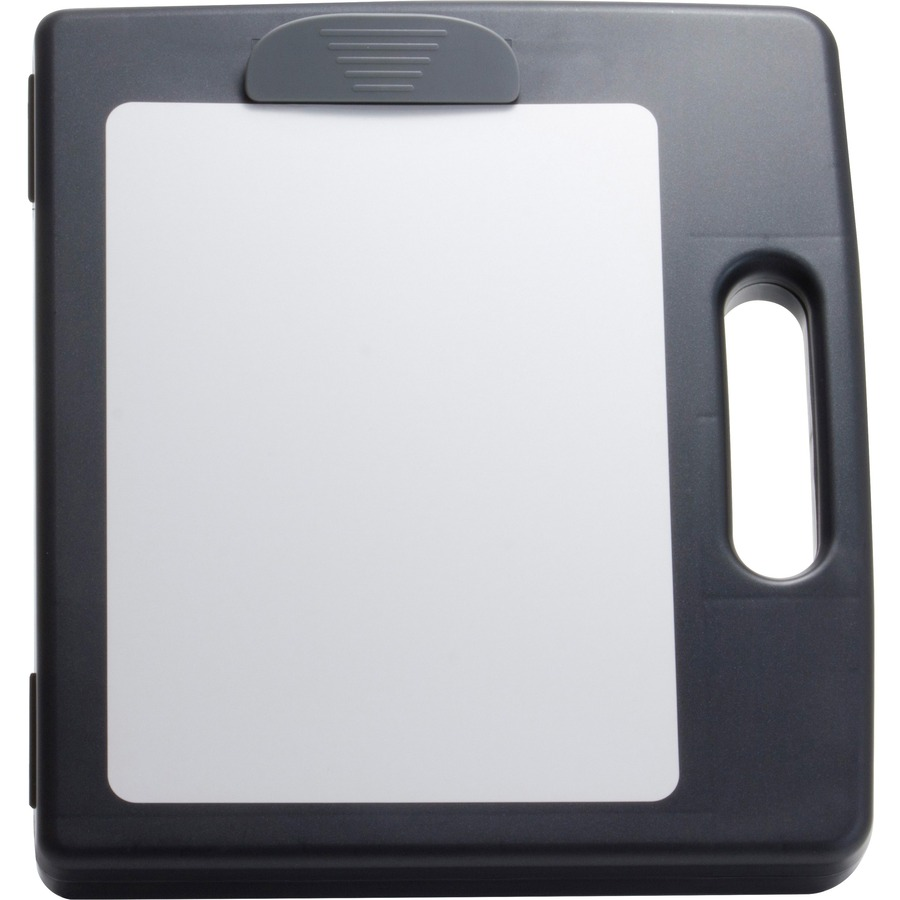 Oic Heavy Duty Clipboard With Whiteboard Oic83382