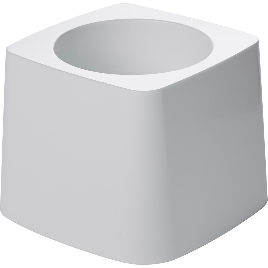 rubbermaid toilet bowl brush holder white rcp631100. Black Bedroom Furniture Sets. Home Design Ideas