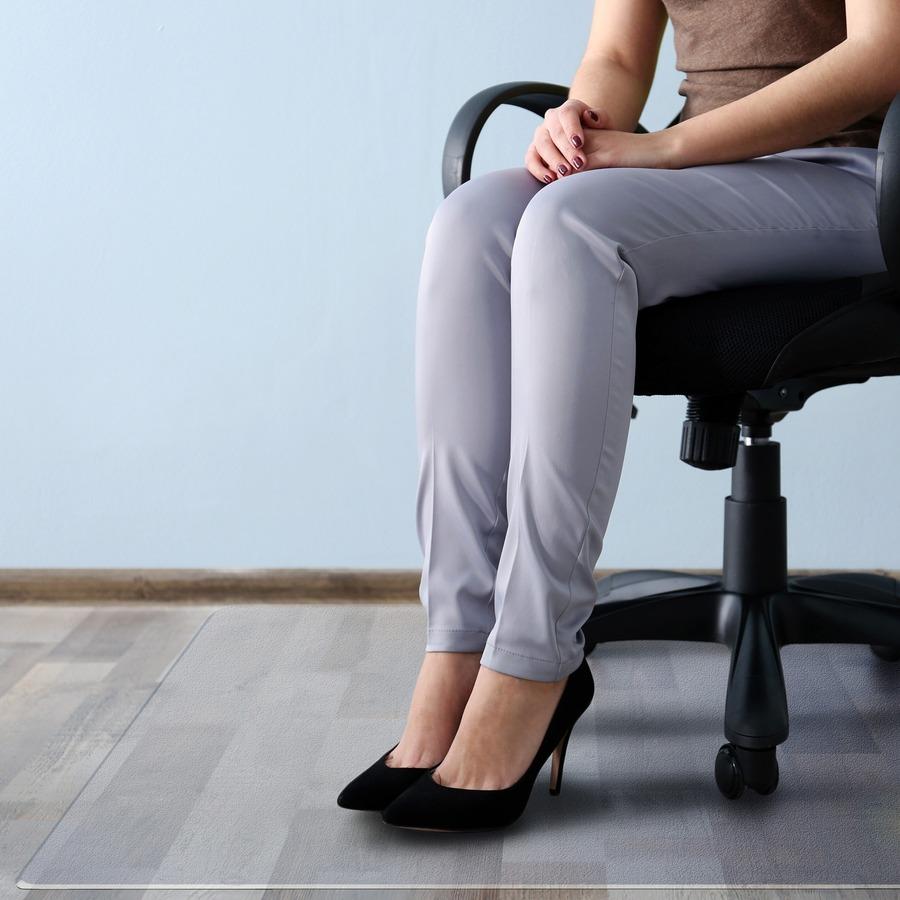 FLRM12895ER Cleartex Megamat Hard Floor All Pile Chair Mat Office Supply Hut