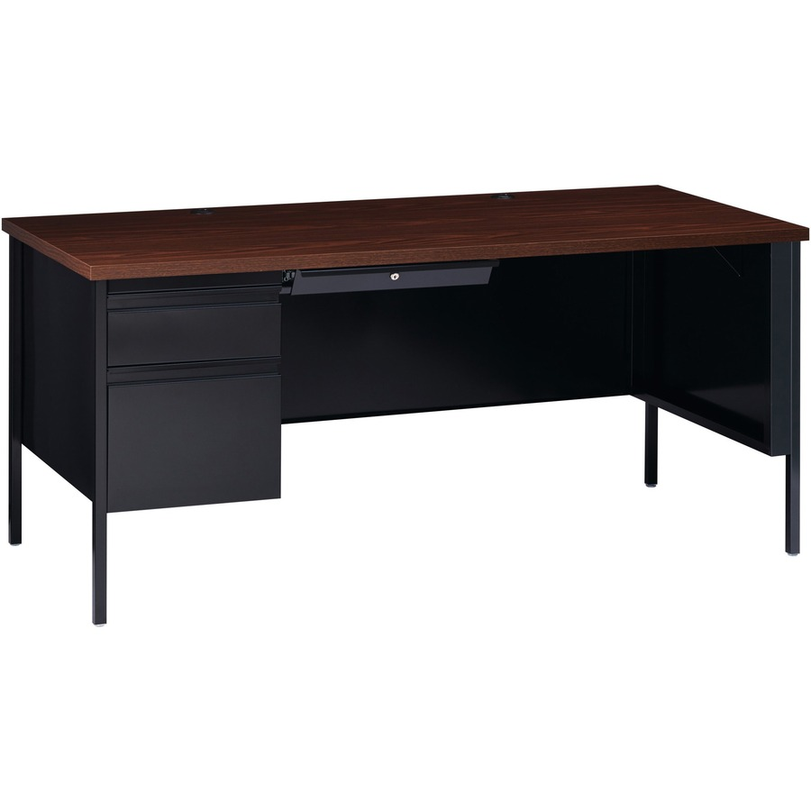 Laminate Fortress Series Desking - LLR60918 - Blue Cow Office Products