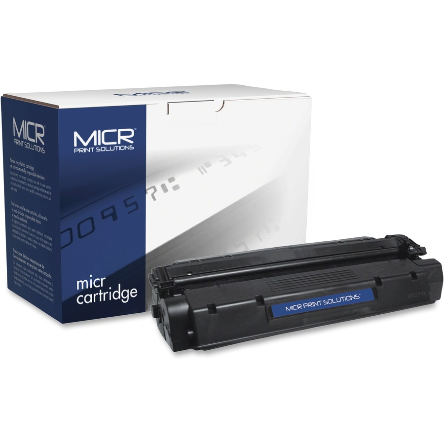 MICR Tech Remanufactured MICR Toner Cartridge Alternative ...