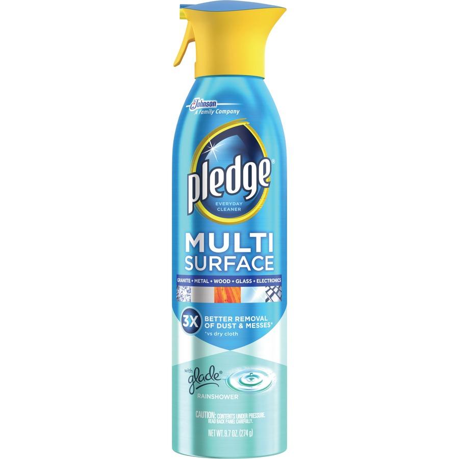 Pledge Multi-Surface Everyday Cleaner Spray - Rainshower Scent - 1