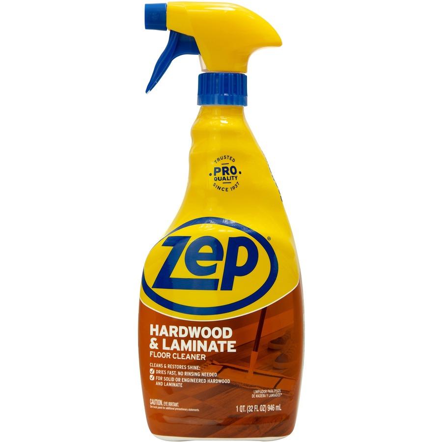 Zep Commercial Prof Strength Hardwood Floor Cleaner
