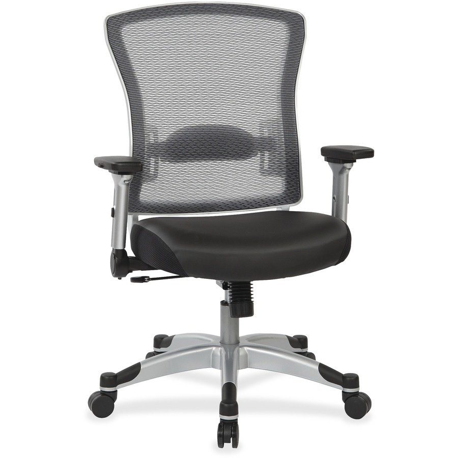 Office Star Light Air Grid Back/Seat Chair OSP317ME36C61F6