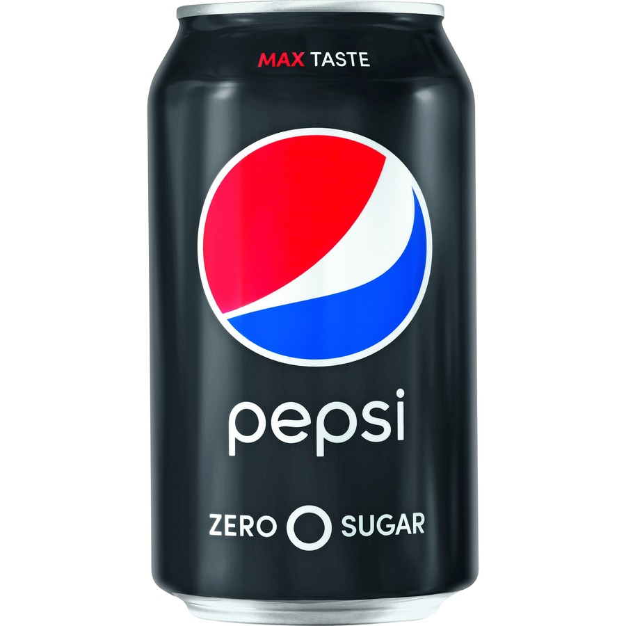 Pepsi Max Zero Calorie Cola - Soda