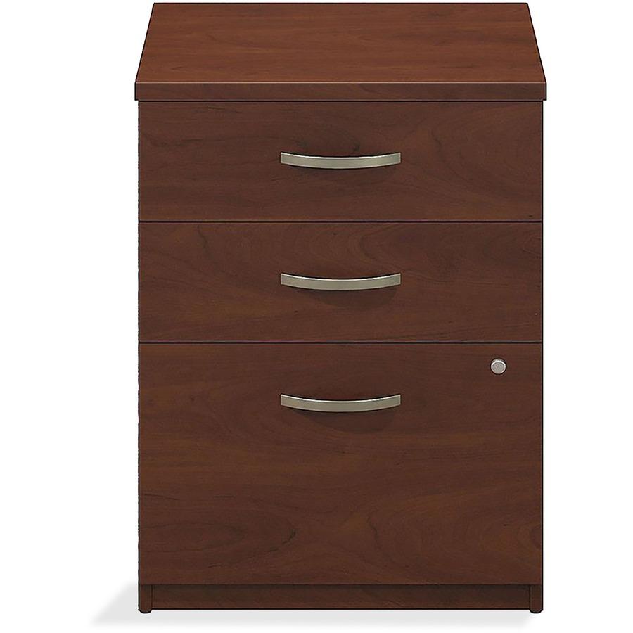 bush business furniture series c elite24w 3 drawer